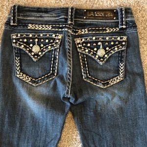 LA Idol Jeans waist 29